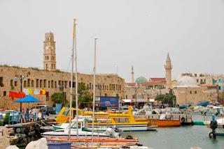 Akko Acre Port Israel