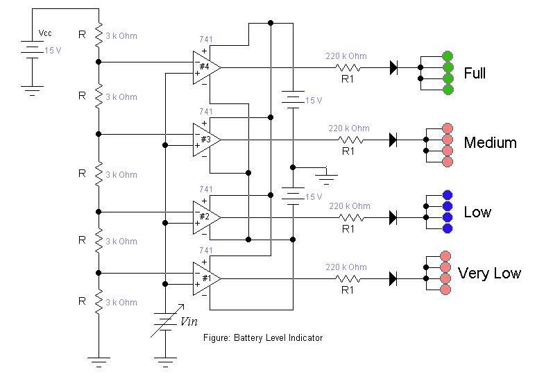 high level input wiring