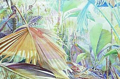 blumen sychellen und hawaii