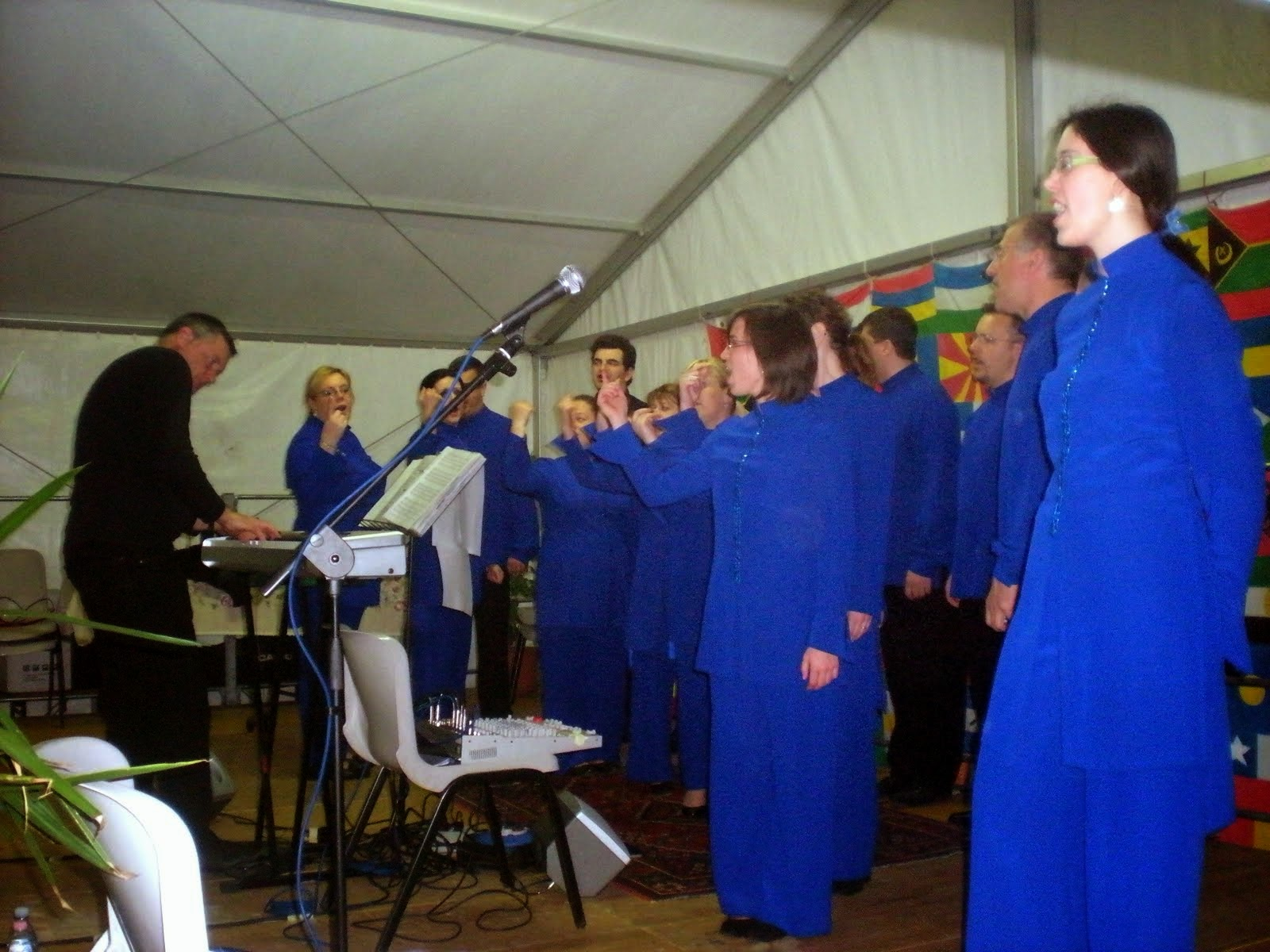 Spiritual Ensemble Choir giugno 2010