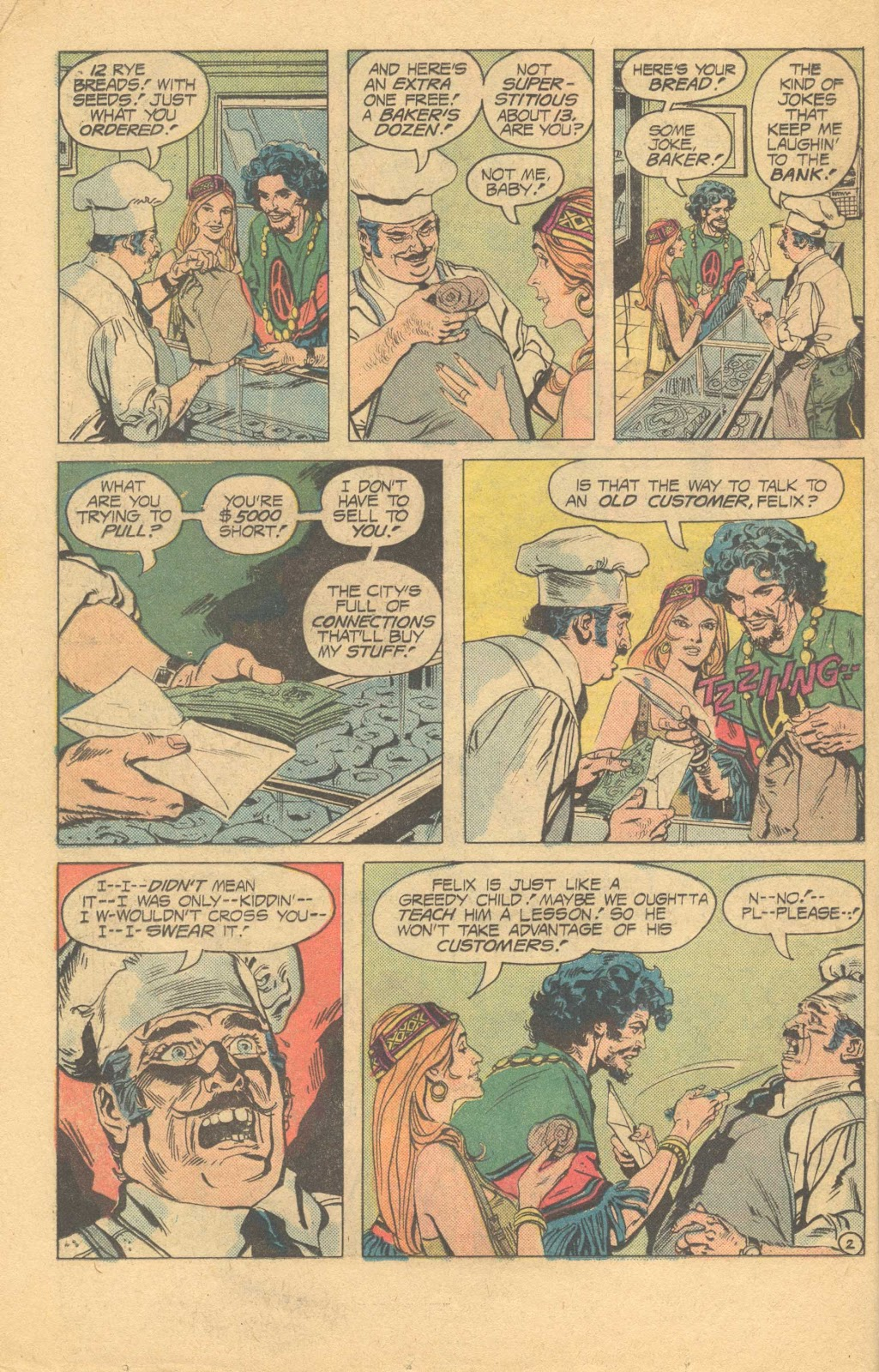 Weird Mystery Tales issue 20 - Page 21