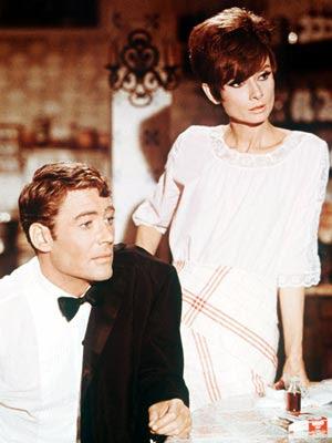 Audrey Hepburn (and Peter OToole)