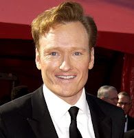 Conan O'Brien takes his show on the road