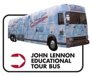 2010 Namm Show: John Lennon Bus host live concerts during 4 day music convention
