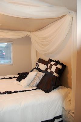 Brock Haili Grace Maggie Hansen Diy Canopy Bed