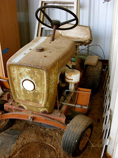 Springtown Garage Sale Antique Lawn Mower 60 S 100