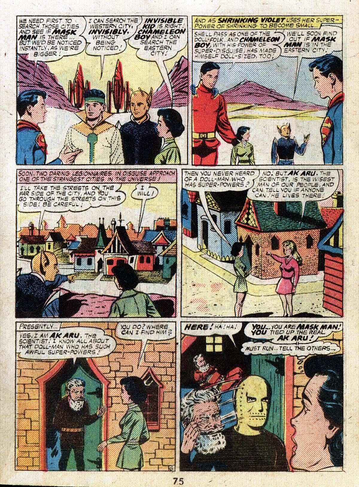 Read online Adventure Comics (1938) comic -  Issue #500 - 75