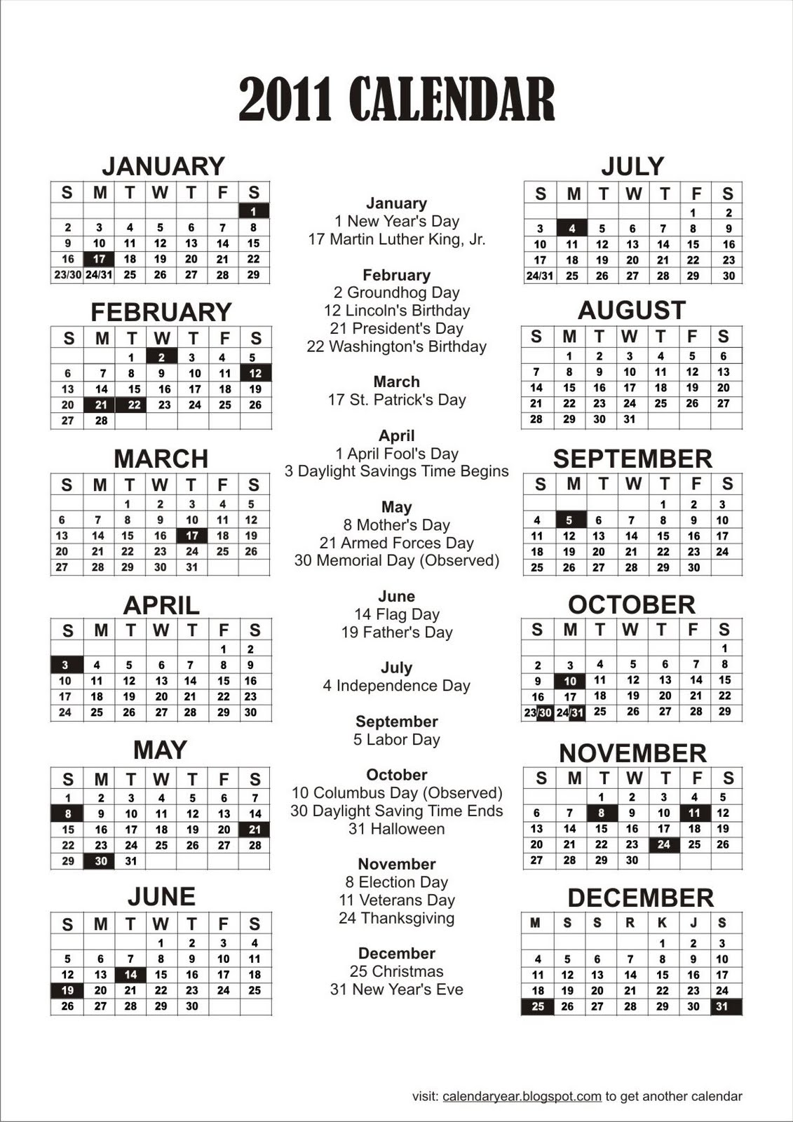 "Search Results for ""Federal Pay Calendars 2011"""