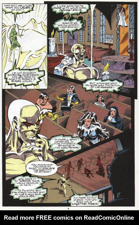 Read online Alpha Flight (1983) comic -  Issue #104 - 8