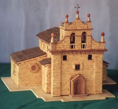 Casa do Imaginrio  Maquetes de Igrejas e Mosteiros