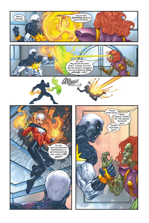 Captain Marvel (2002) Issue #19 #19 - English 20