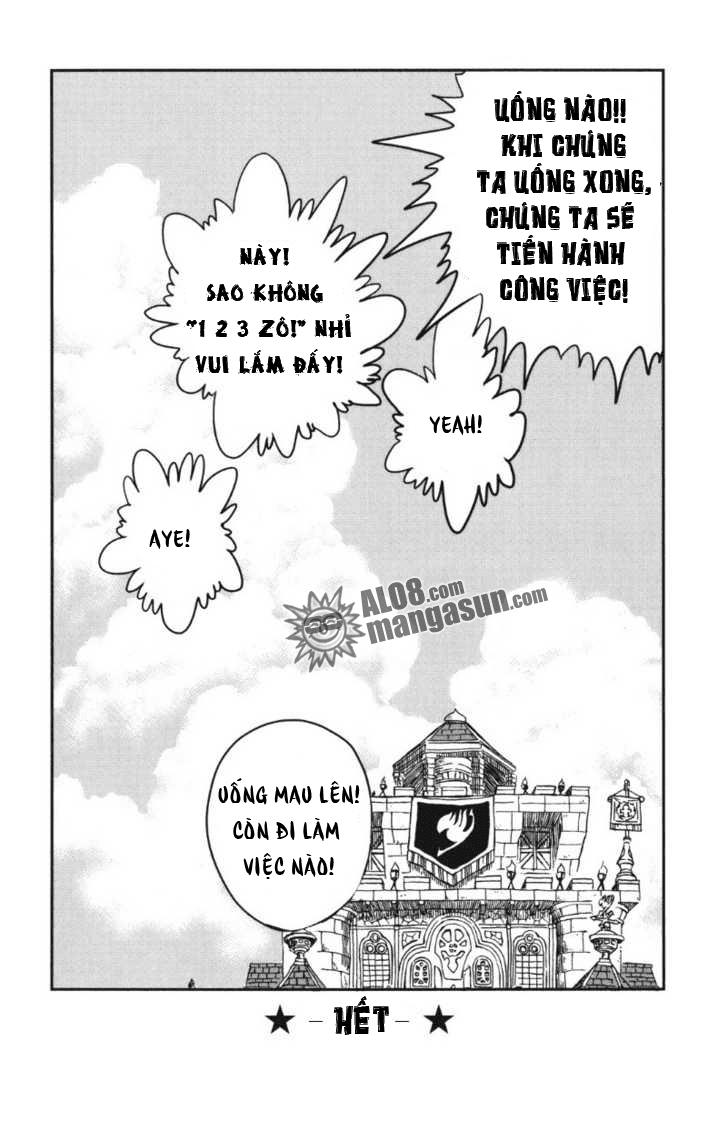 Fairy Tail chap 195.5 trang 20