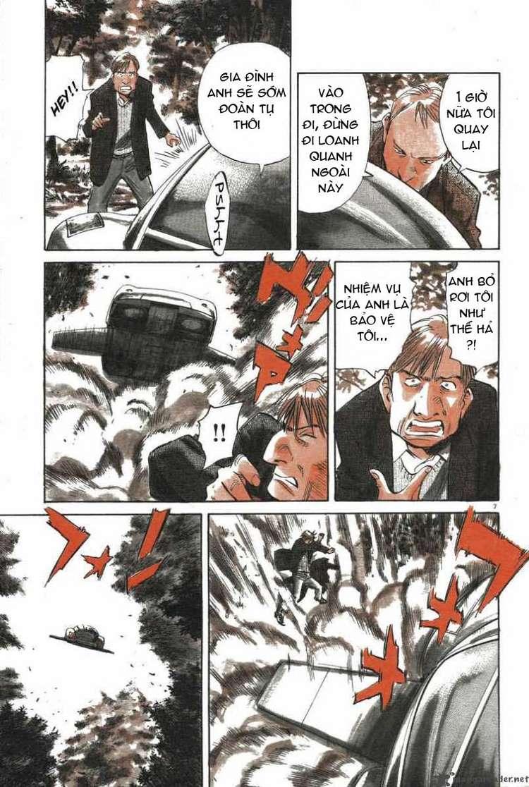 Pluto chapter 32 trang 6