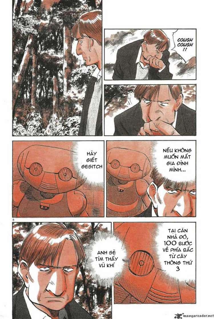 Pluto chapter 32 trang 7