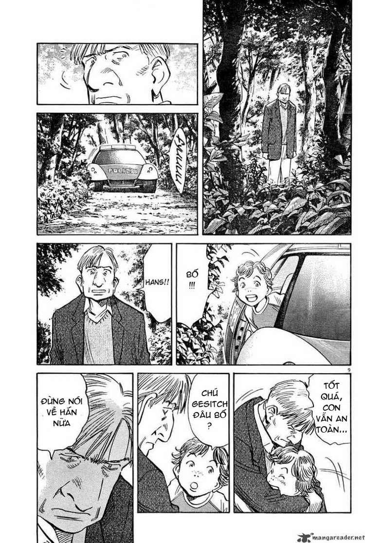 Pluto chapter 32 trang 8