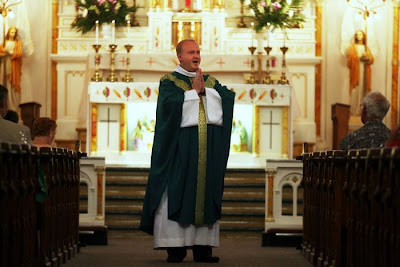 Clerical Whispers: What does the Rev  Marek Bozek's