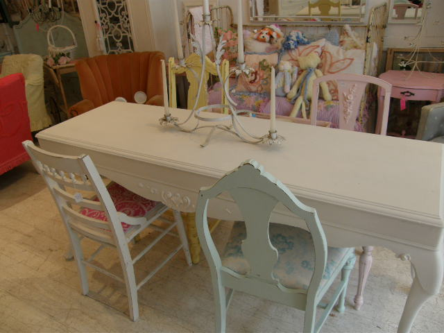 shabby chic dining room furniture | Vintage Chic Furniture Schenectady NY: The Cutest Shabby ...