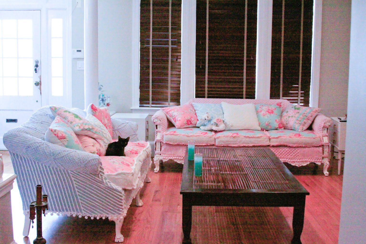 shabby chic sofa bed uk pink sofas and chairs vintage furniture schenectady ny