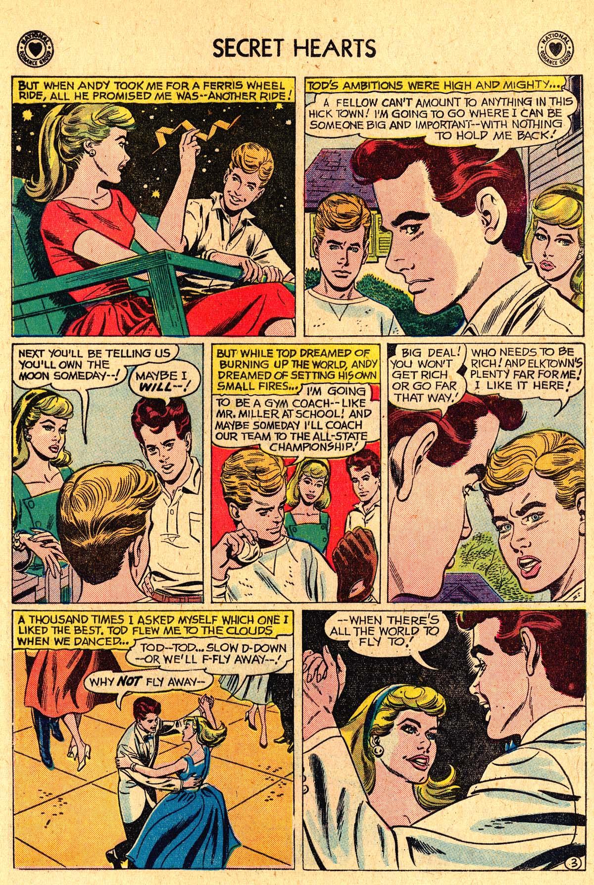 Read online Secret Hearts comic -  Issue #60 - 12