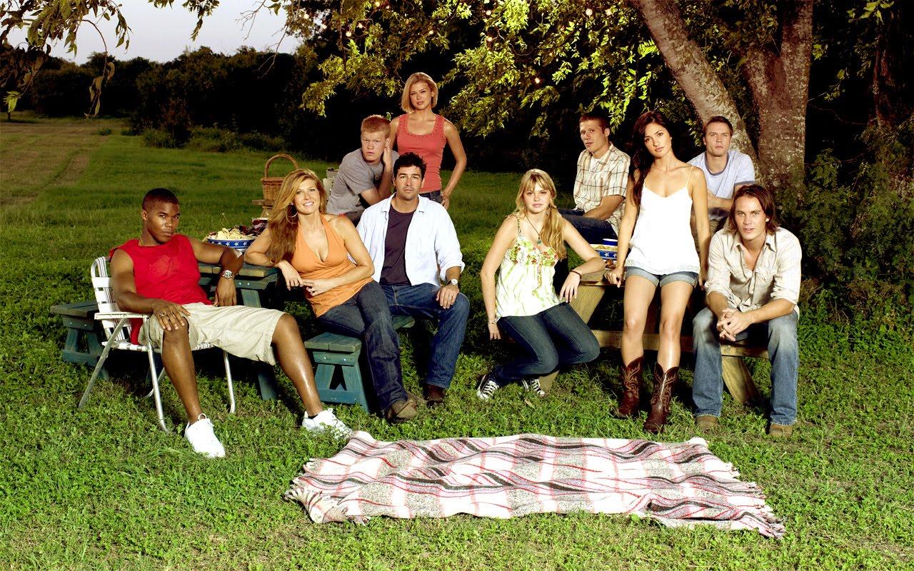 Friday Night Lights Season 2 Cast