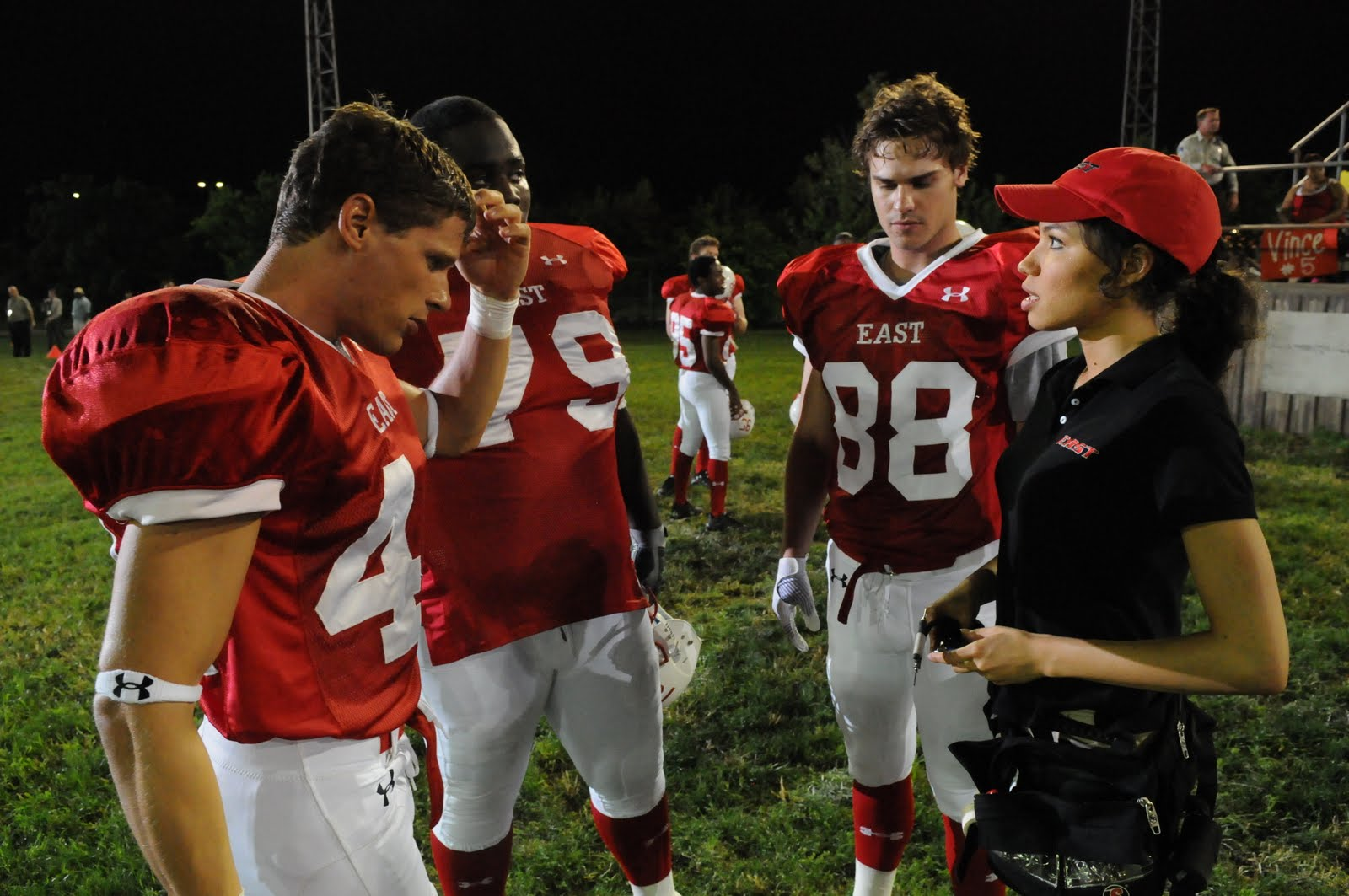 striving to be better expectations and deviations on friday night striving to be better expectations and deviations on friday night lights