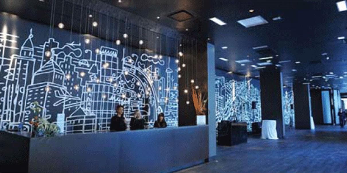 Interior Design In Toronto The Thompson Hotel Interiors Blog