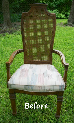 Dining Chairs With Caning 5 Position Beach Chair Makeover Options Addicted 2 Decorating