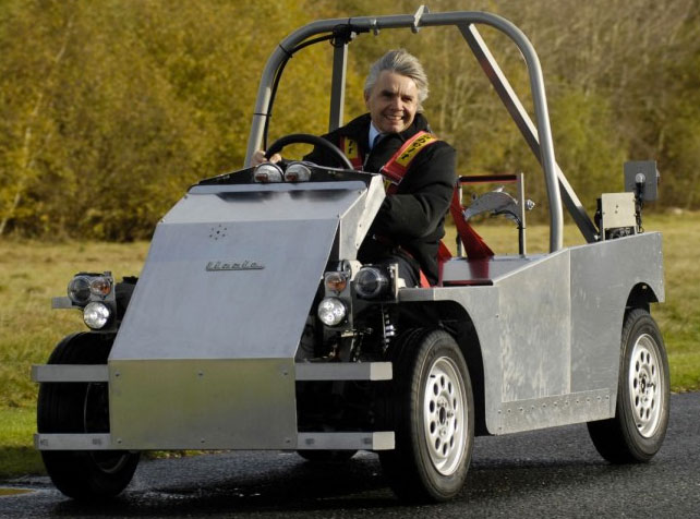 Gordon Murray Makes The Most Efficient Electric Cars Car