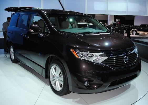 new nissan quest 2011 minivan fierce latest car under 500 dollars. Black Bedroom Furniture Sets. Home Design Ideas