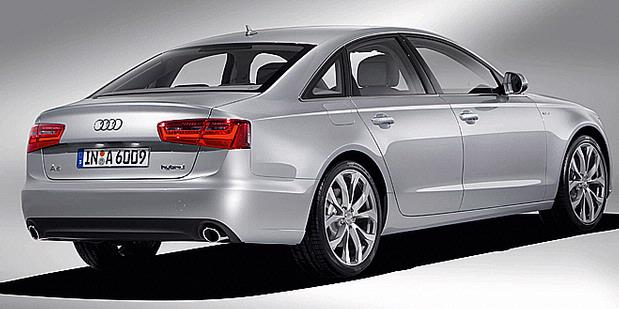 Latest Audi A6 Offers Shared hybrid version | Car Under ...