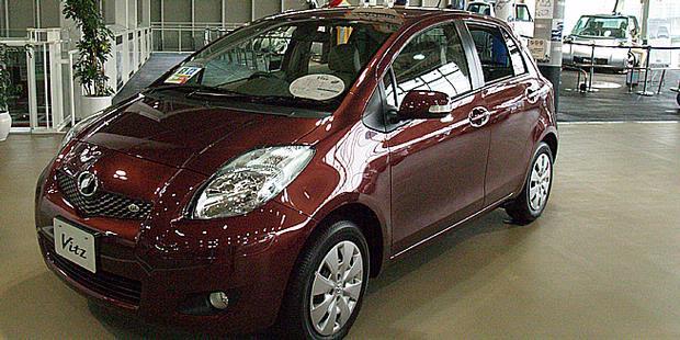 Brighton Beach: Latest Toyota Vitz: the Most Efficient Car ...