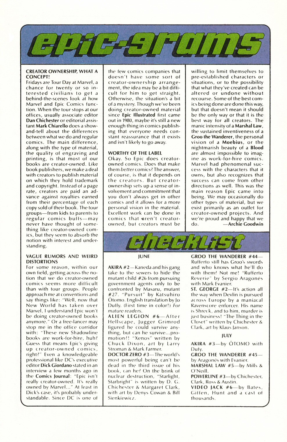 Read online St. George comic -  Issue #2 - 31