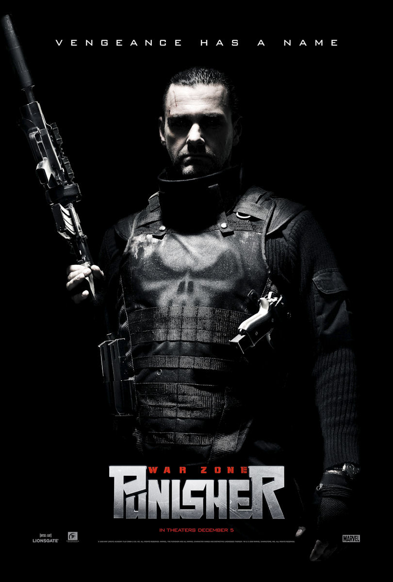 Bullshit Movies: Punisher War Zone (2009)