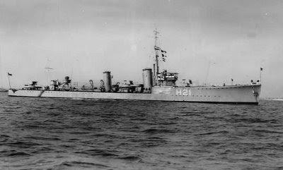 HMS Scimitar (H-21)