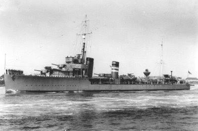 HMS Keppel (D-84)