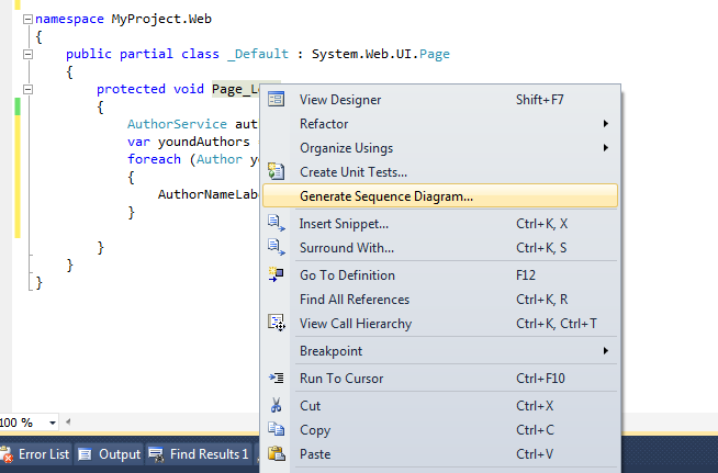 Development .NET, C#, and all things that are related to ...