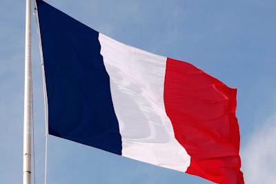 Tricolore Frankreich