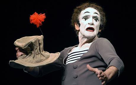 appreciating drama appreciation mime and pantomime