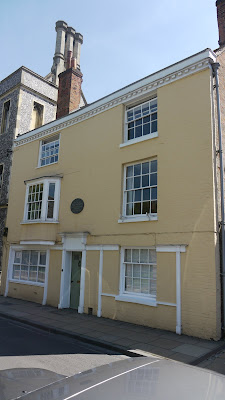 Jane Austen's House in Winchester