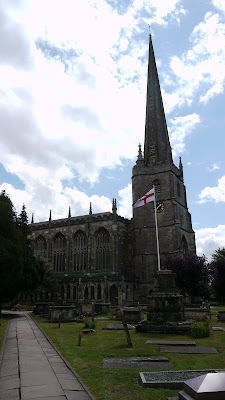 The Parish Church of St Mary the Virgin, Tetbury