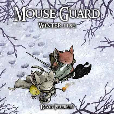 Mouse Guard: Winter 1152