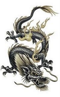 I Love Confucius Legenda Naga Cina