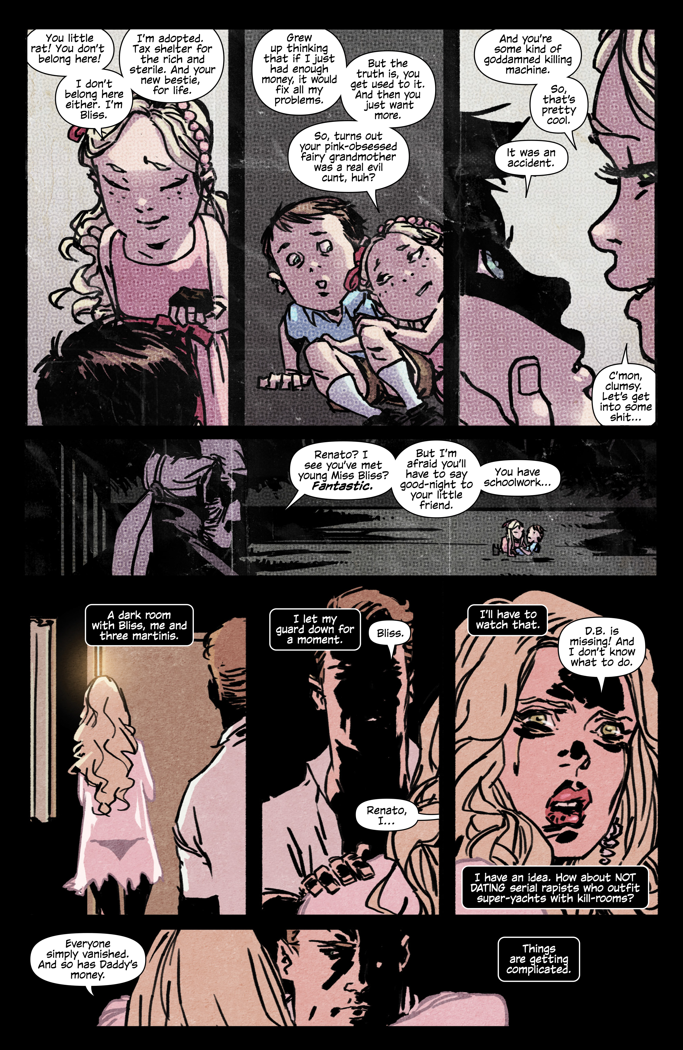 Read online Renato Jones, Season 2: Freelancer comic -  Issue #1 - 6
