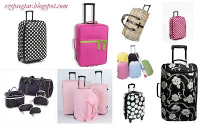 6efaf2d65ff8 Szépségtár: Kéne egy bőrönd...
