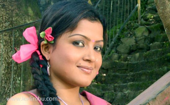 Nepali Actress Prakash Ojha