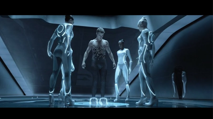 1920x1080 Wallpaper Tron Girl Dsng S Sci Fi Megaverse Sexy Silver Sirens Amp The Green