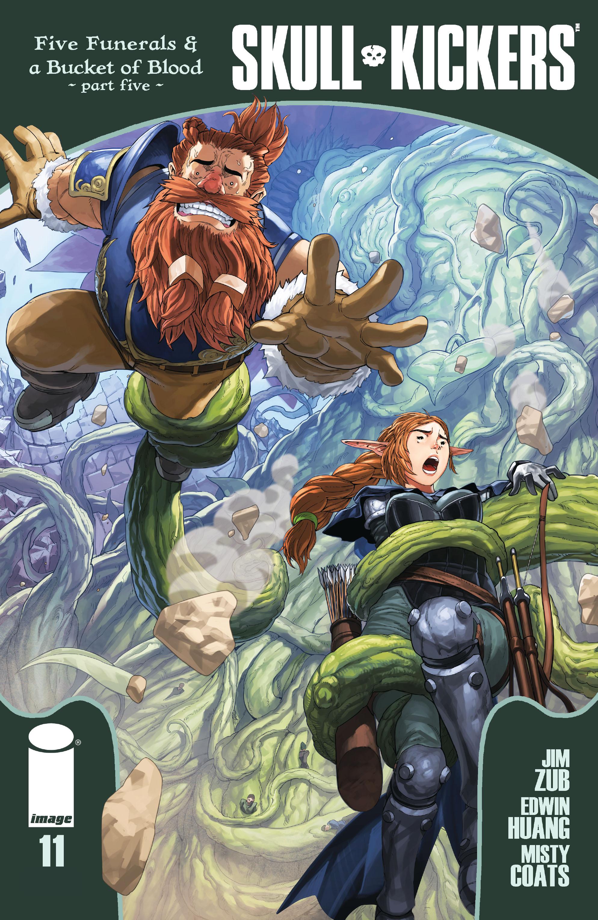 Read online Skullkickers comic -  Issue #11 - 1