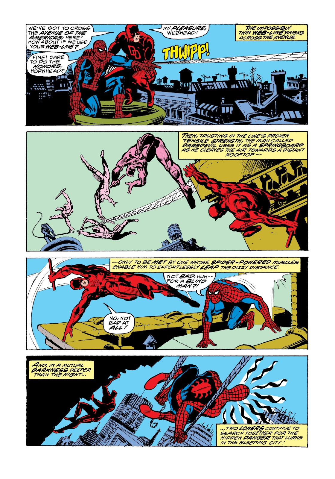 Read online Marvel Masterworks: The Spectacular Spider-Man comic -  Issue # TPB 2 (Part 3) - 20