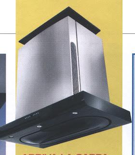 Hybrid la cappa con il climatizzatore