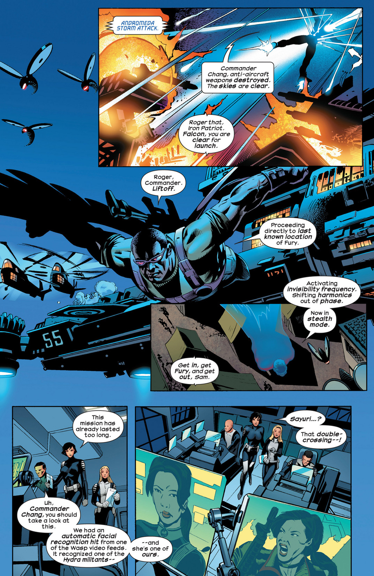 Read online Ultimate Comics Ultimates comic -  Issue #21 - 9